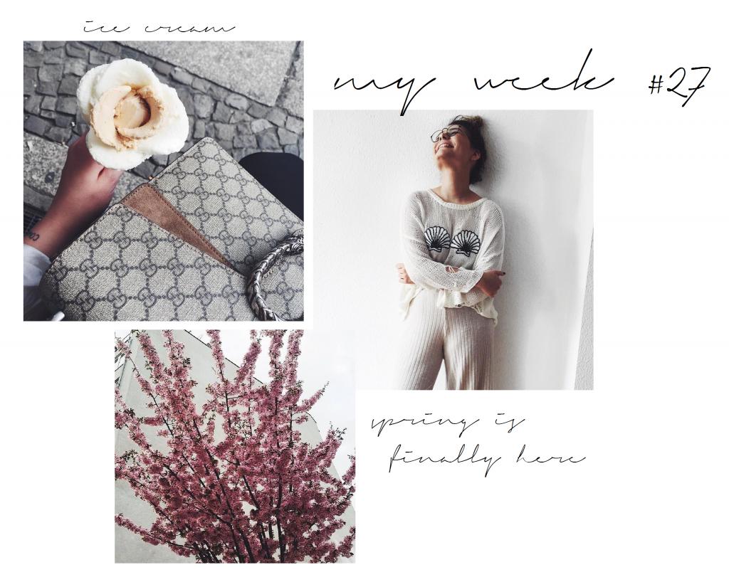 my week 27