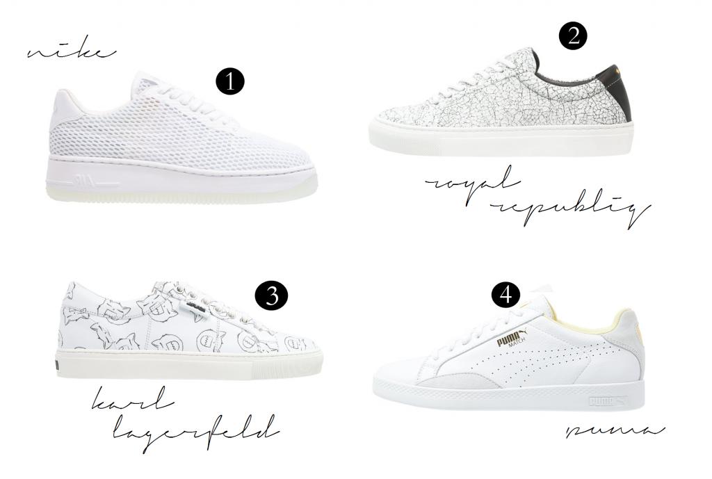white sneaker die nicht jeder hat